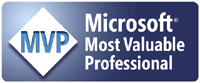 Author is awarded Most Valuable Professional award by Microsoft